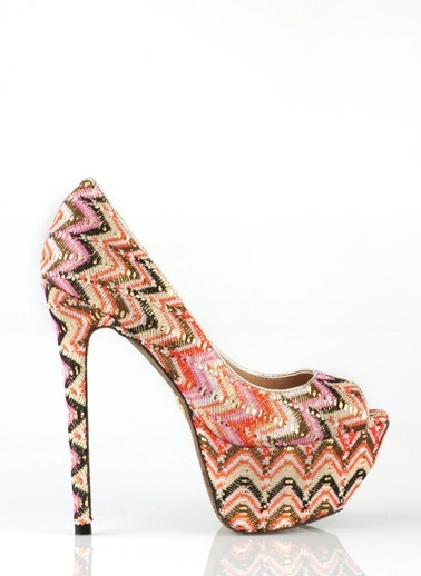 Topuklu Ayakkabı-Betsey Johnson